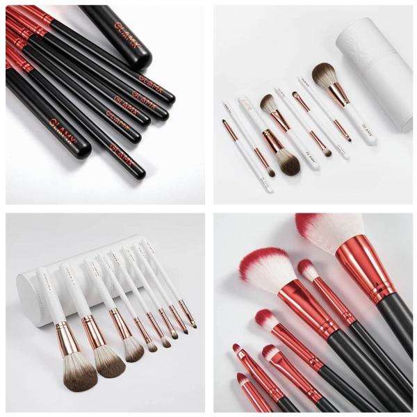 GLAMX Makeup Brushes