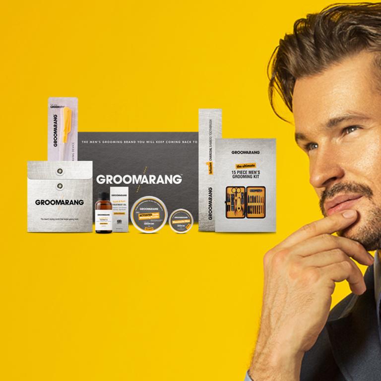 Groomarang Men's Grooming Brand